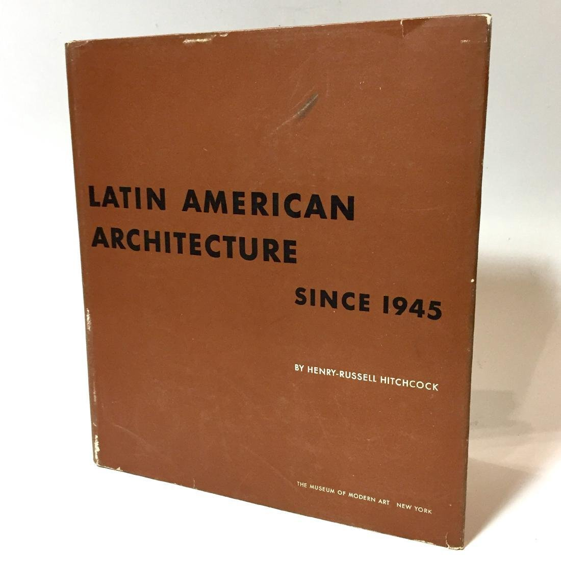 Latin America Architecture 1945 Henry-Russell Hitchcock