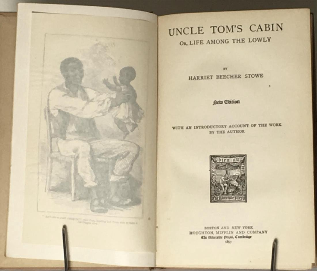 Uncle Tom's Cabin or Life Among the Lowly Beecher Stowe - 3