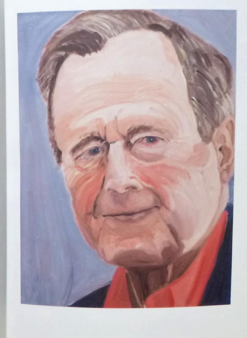 41: A Portrait Of My Father- Signed G.W. Bush - 2
