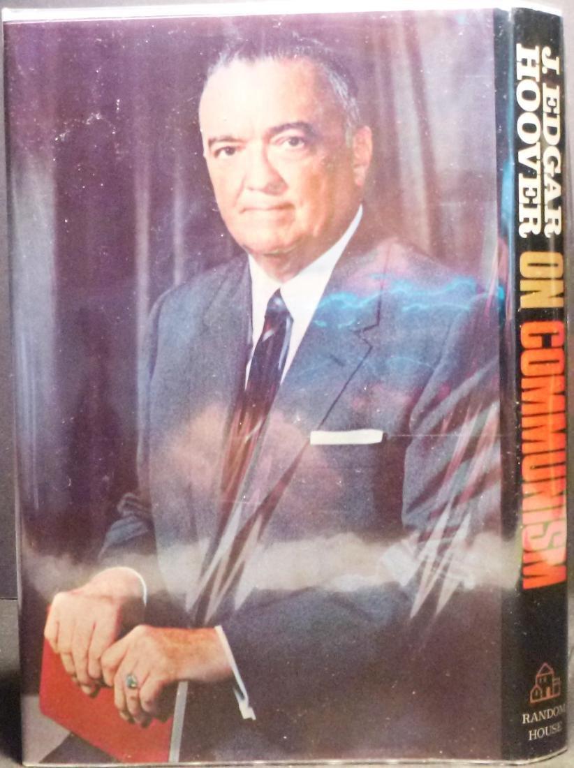 J. Edgar Hoover On Communism- Signed J. Edgar Hoover - 2