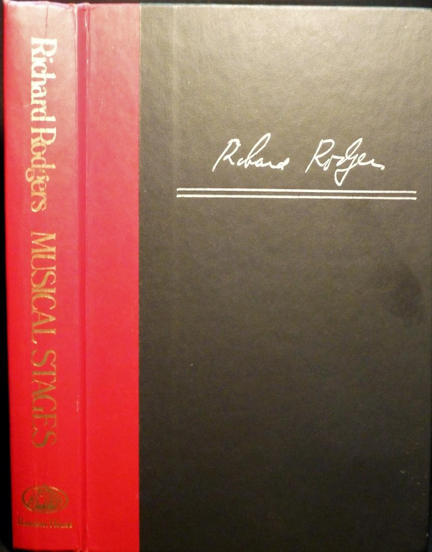 Musical Stages- Signed Richard Rogers Richard Rogers - 2
