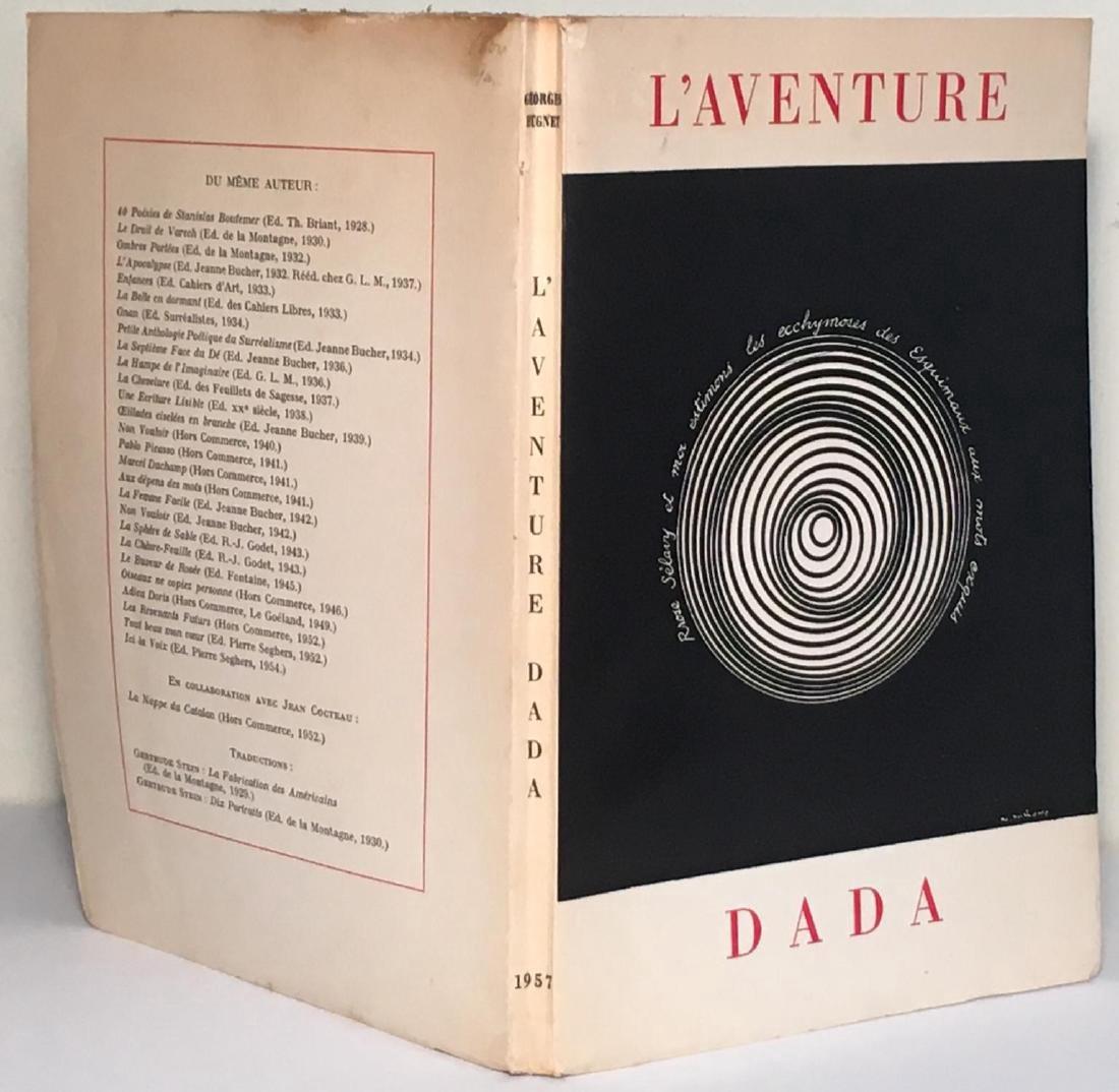 L'Aventure dada, 1916-1922 Georges Hugnet