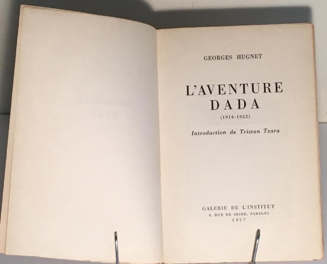 L'Aventure dada, 1916-1922 Georges Hugnet - 3