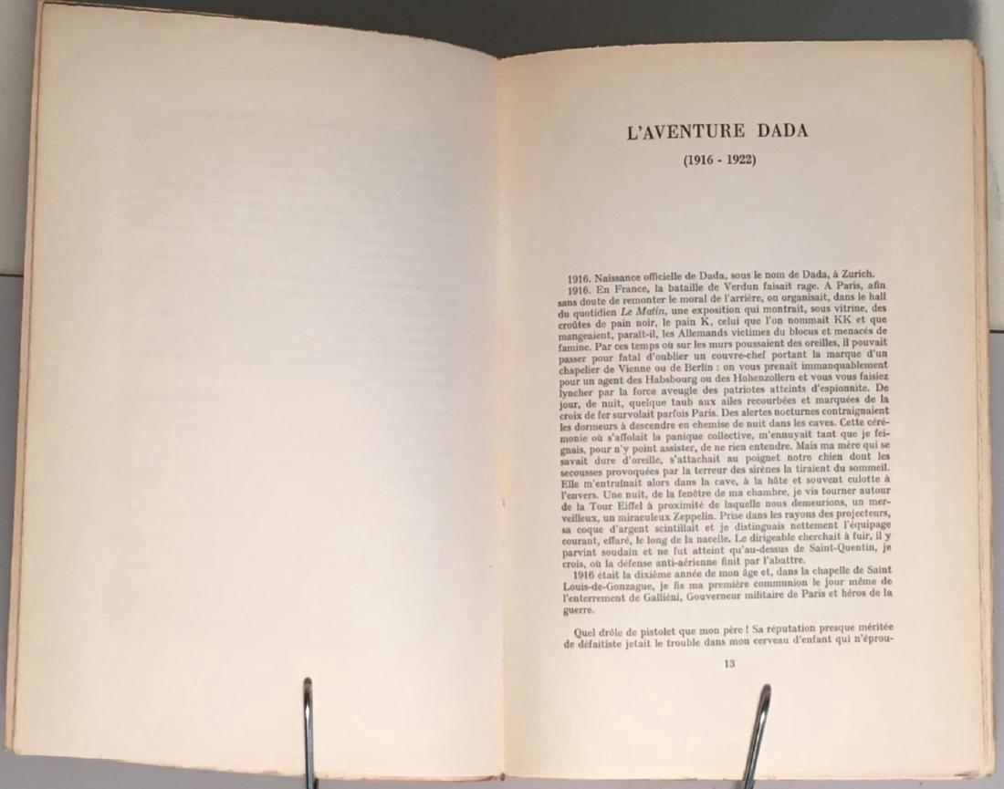 L'Aventure dada, 1916-1922 Georges Hugnet - 4