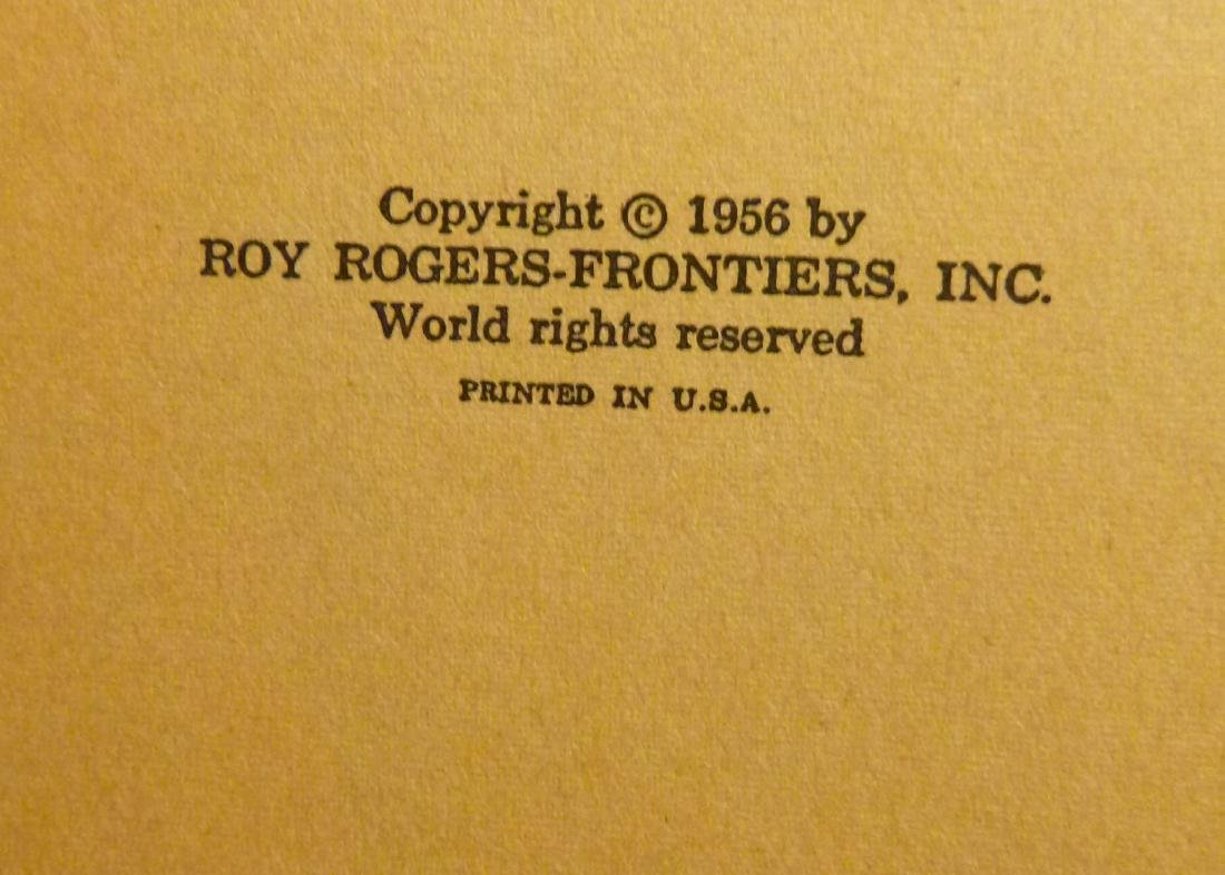 Roy Rogers' Favorite Western Stories- Signed Roy Rogers - 6