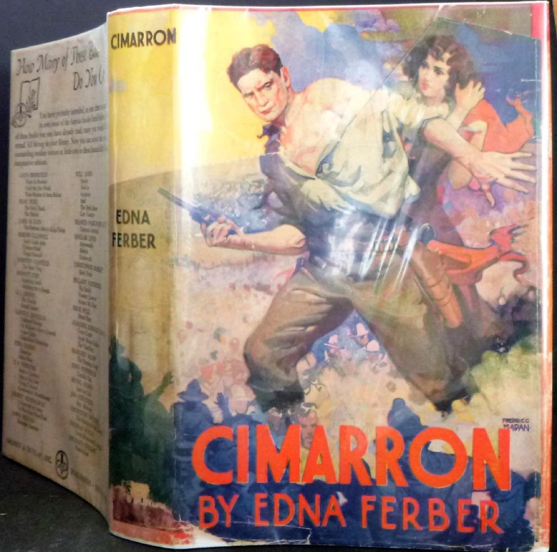 Cimarron-Signed Edna Ferber Edna Ferber