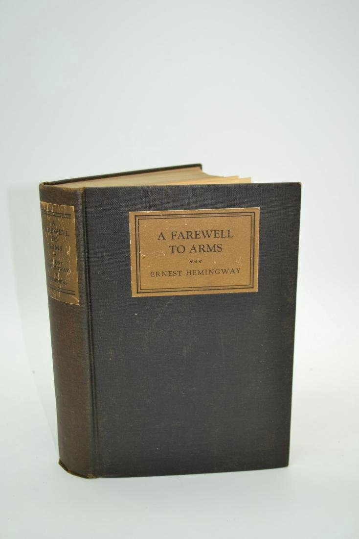 A Farewell to Arms Hemingway, Ernest