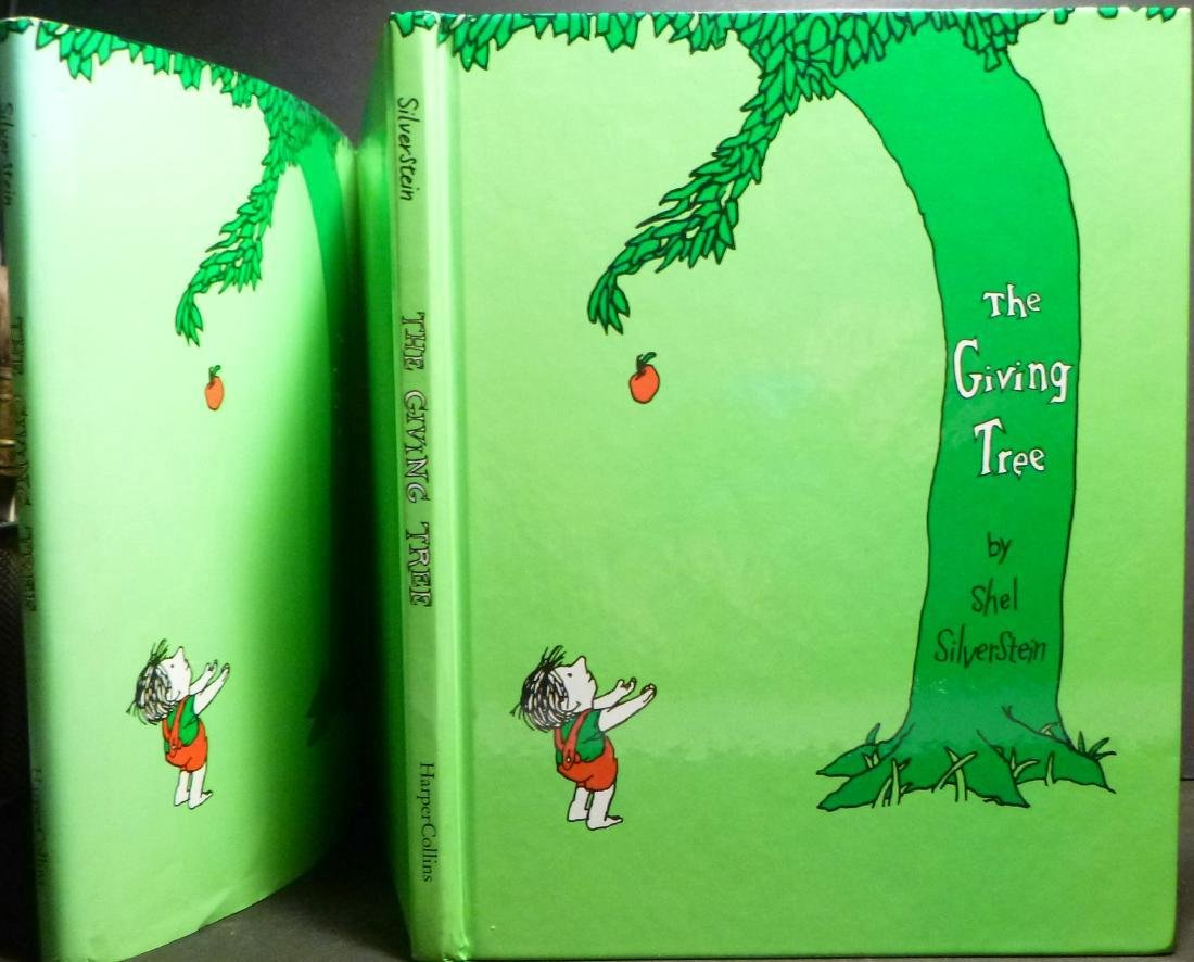 The Giving Tree- signed Shel Silverstein