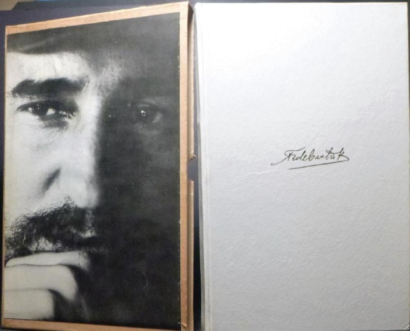 History Will Absolve Me - Signed Fidel Castro