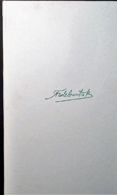 History Will Absolve Me - Signed Fidel Castro - 6