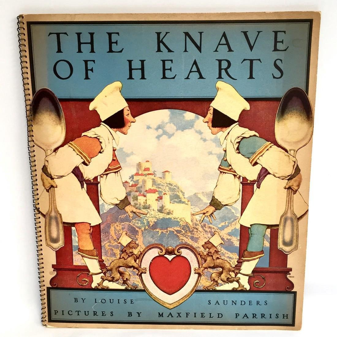 The Knave of Hearts Louise Saunders