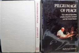 Pilgrimage of Peace - Signed Pope John Paul ll