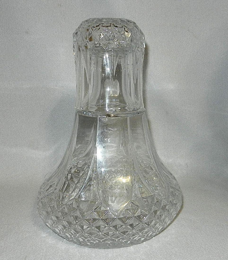 Beautiful Longchamp Bedside Water Carafe Cristal