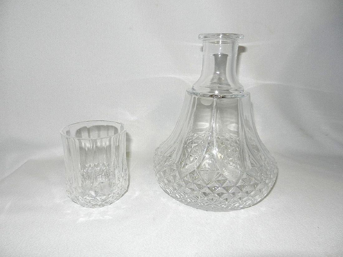 Beautiful Longchamp Bedside Water Carafe Cristal - 4