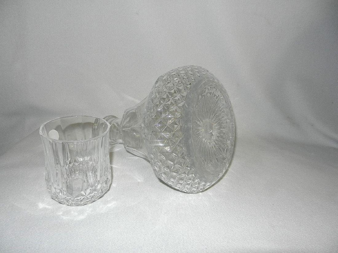 Beautiful Longchamp Bedside Water Carafe Cristal - 5