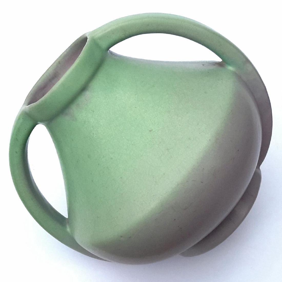 Art Deco Coors Colorado Matte Pottery Vase, Circa 1930 - 2