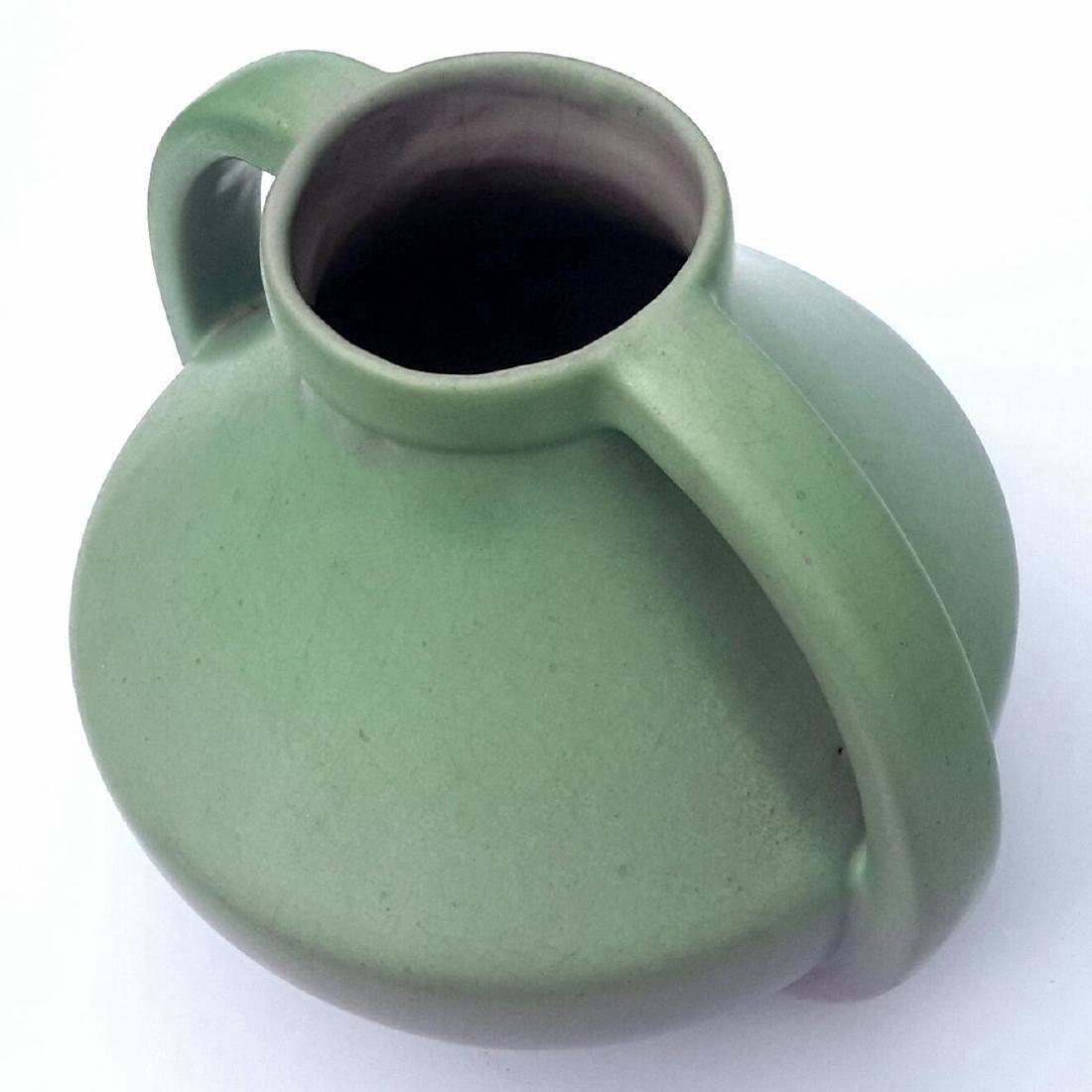 Art Deco Coors Colorado Matte Pottery Vase, Circa 1930 - 3