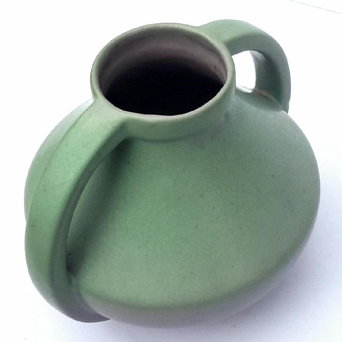 Art Deco Coors Colorado Matte Pottery Vase, Circa 1930 - 4
