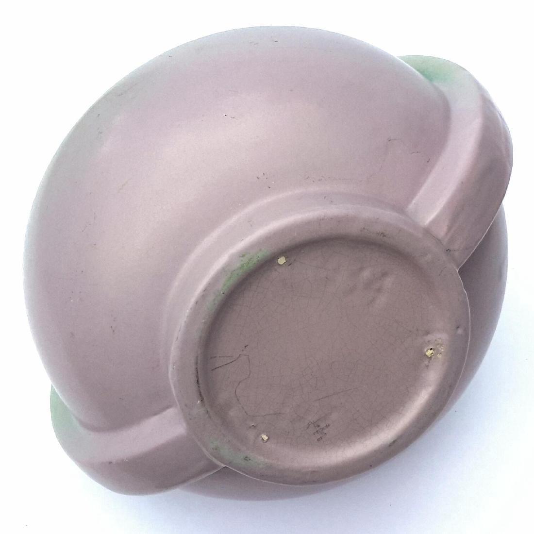 Art Deco Coors Colorado Matte Pottery Vase, Circa 1930 - 5