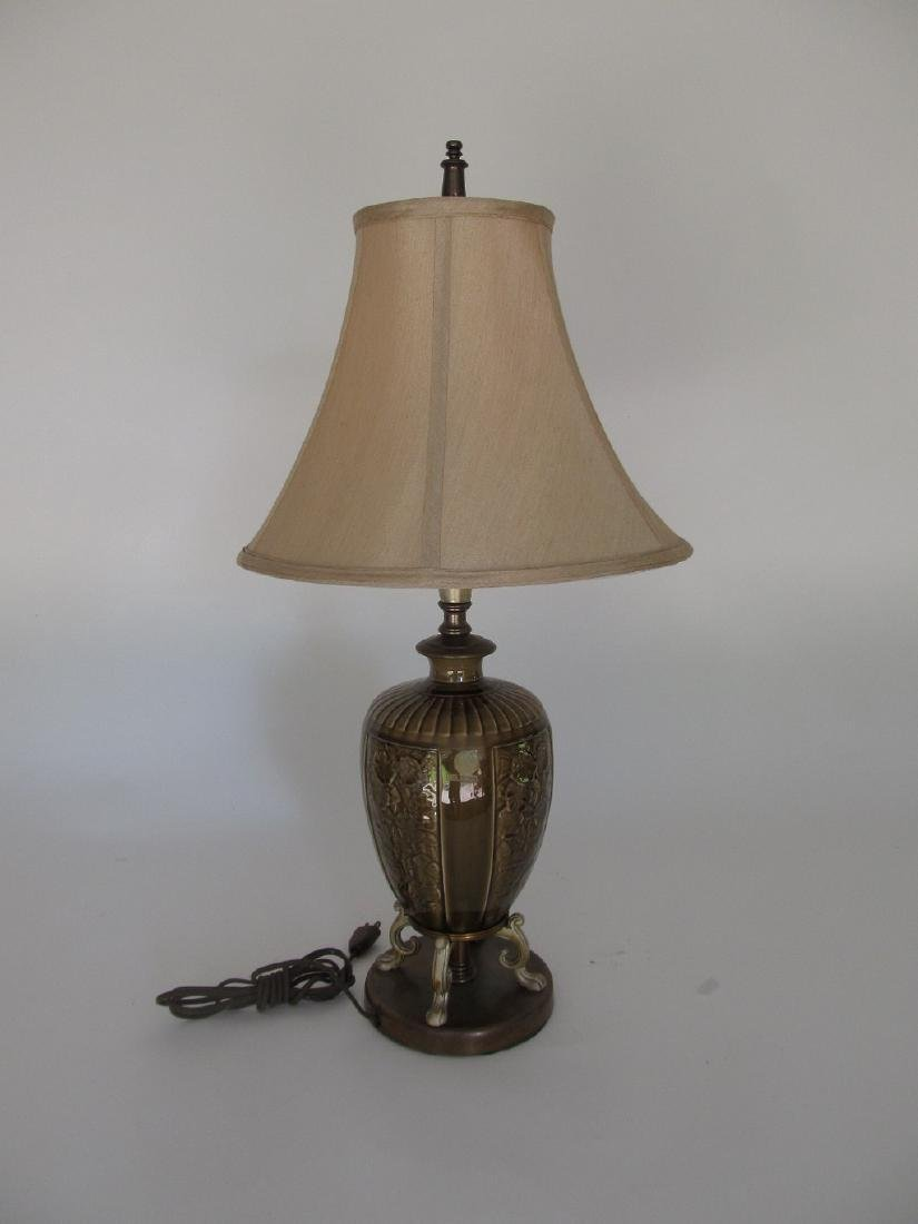 Rookwood Pottery Table Lamp