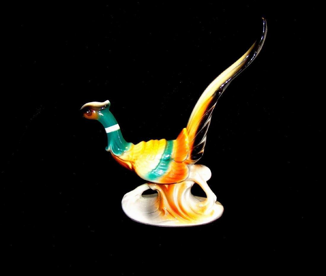 Vintage Porcelain Spaulding Royal Copley Pheasant