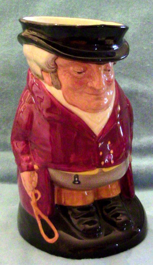 "Royal Doulton ""Huntsman"" toby jug # D6320"