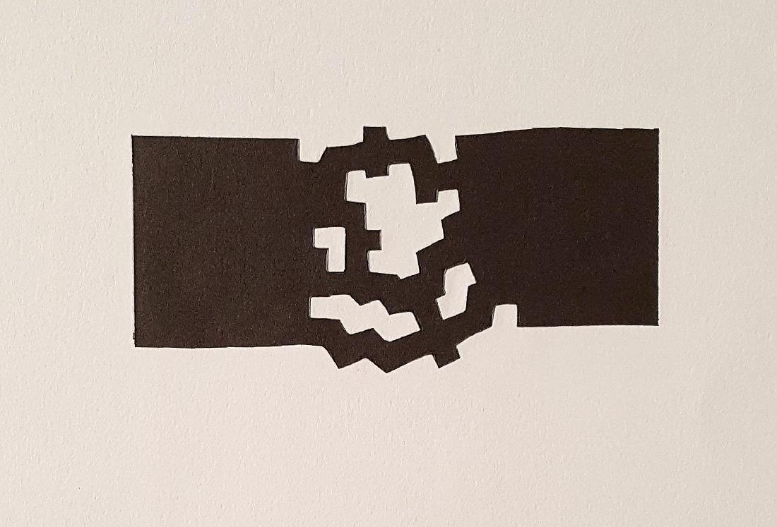 Eduardo Chillida Untitled Lithograph - 3