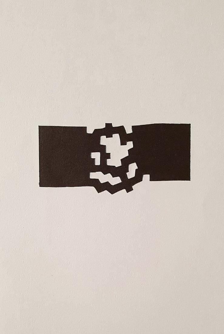Eduardo Chillida Untitled Lithograph - 5