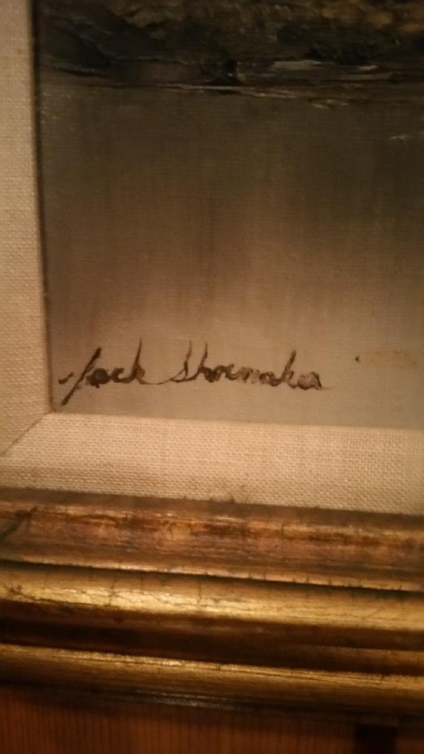 Mountain Splendor Jack Shoemaker Oil on Canvas - 3