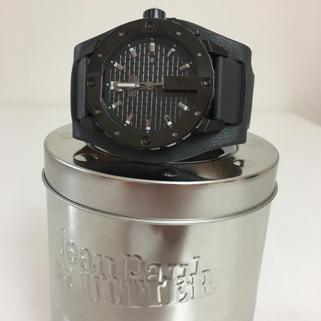 Jean Paul Gaultier – Men's Designer Wrist Watch - 2