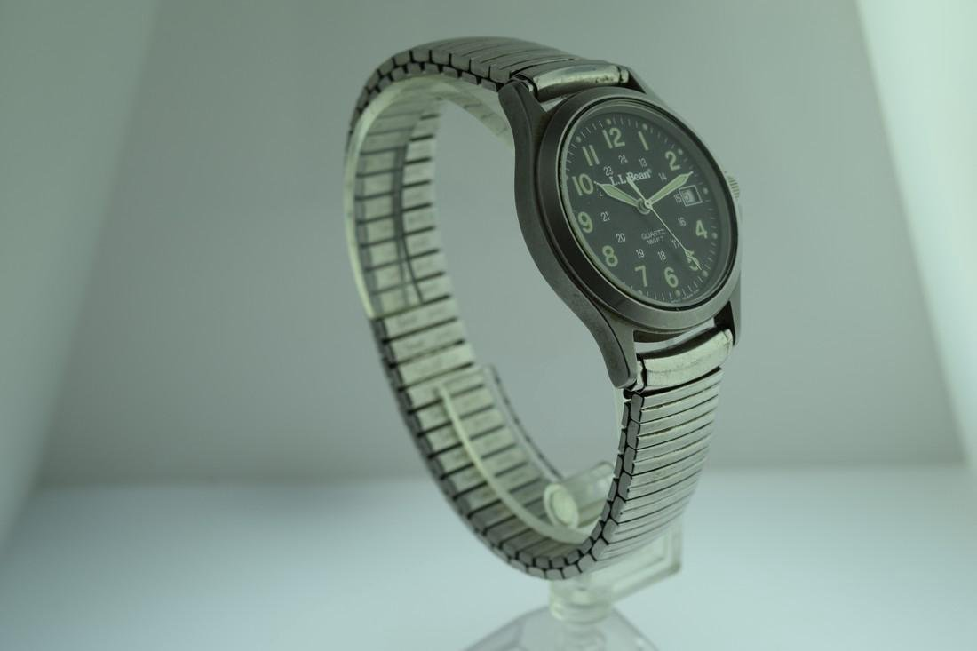 LL Bean 24 Hour Military Dial Watch - 4