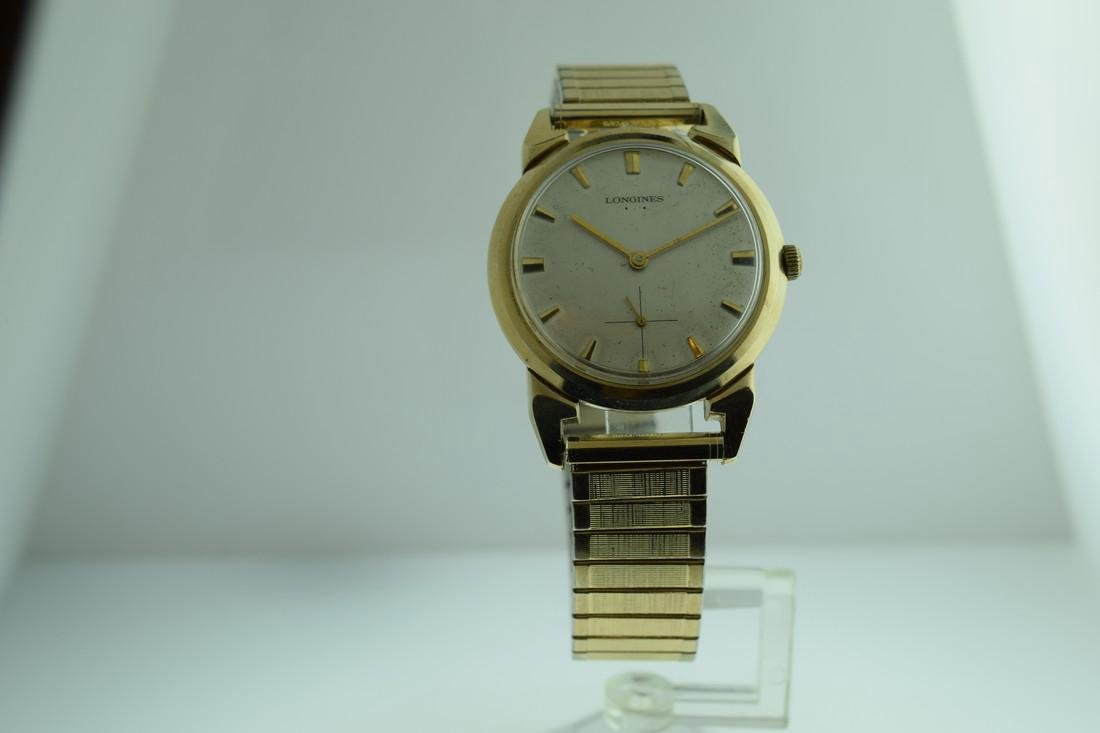Vintage Longines Oversized Case Lugs Watch, 1958