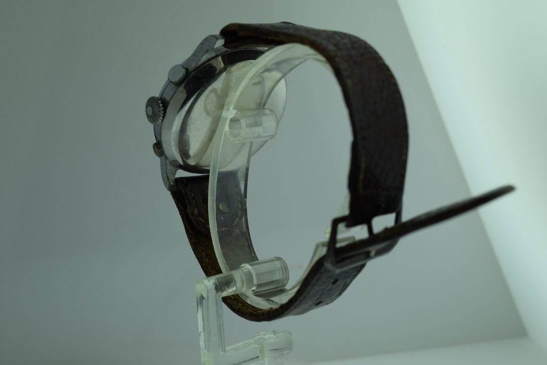 Mono-Rattrapante Two Register Chronograph Watch, 1950s - 6