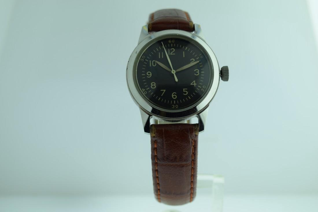 Vintage Waltham Military Watch, 1950s
