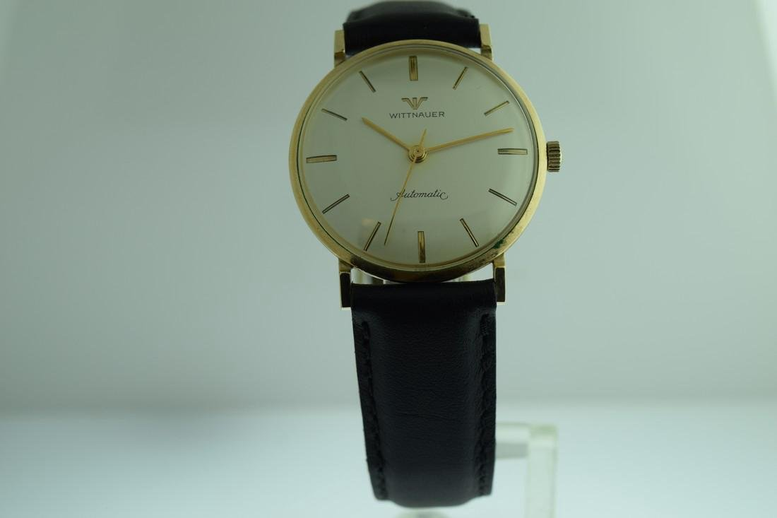 Vintage Wittnauer Automatic Watch, 1960s