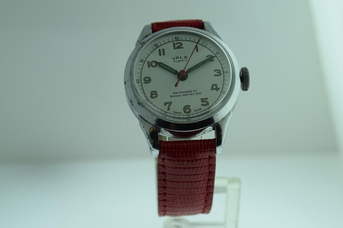 Vintage Yale Tuffy Antimagnetic Watch, 1950s