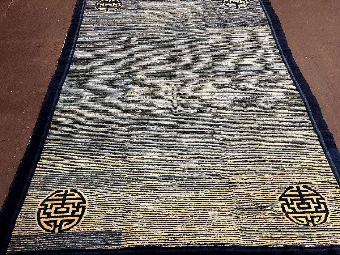 Chinese Art Deco Design Rug 8.6x6.1