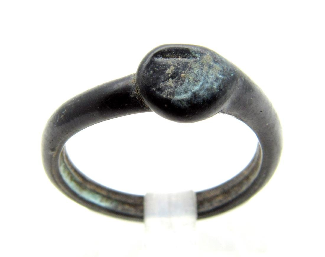 Ancient Roman Glass Ring