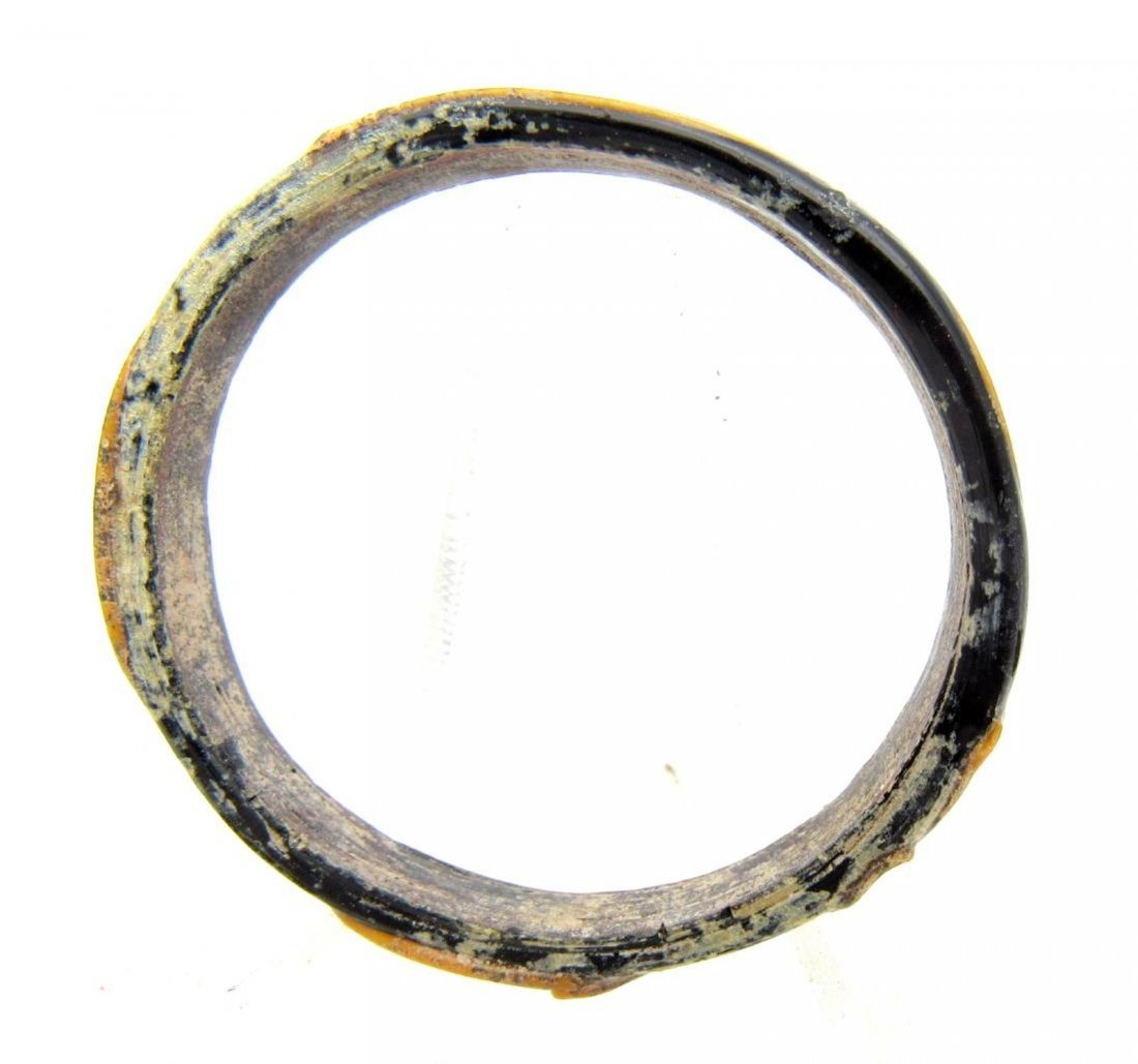 Ancient Byzantine Glass Bracelet - 3