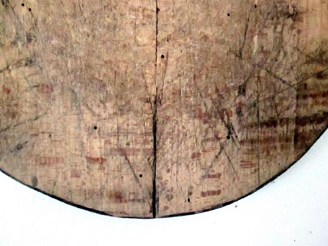 Early Handled Cutting Board - 8
