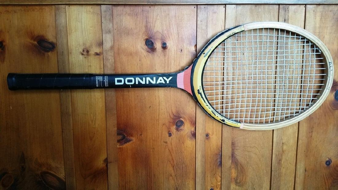 Large Tennis Racket Trade Sign