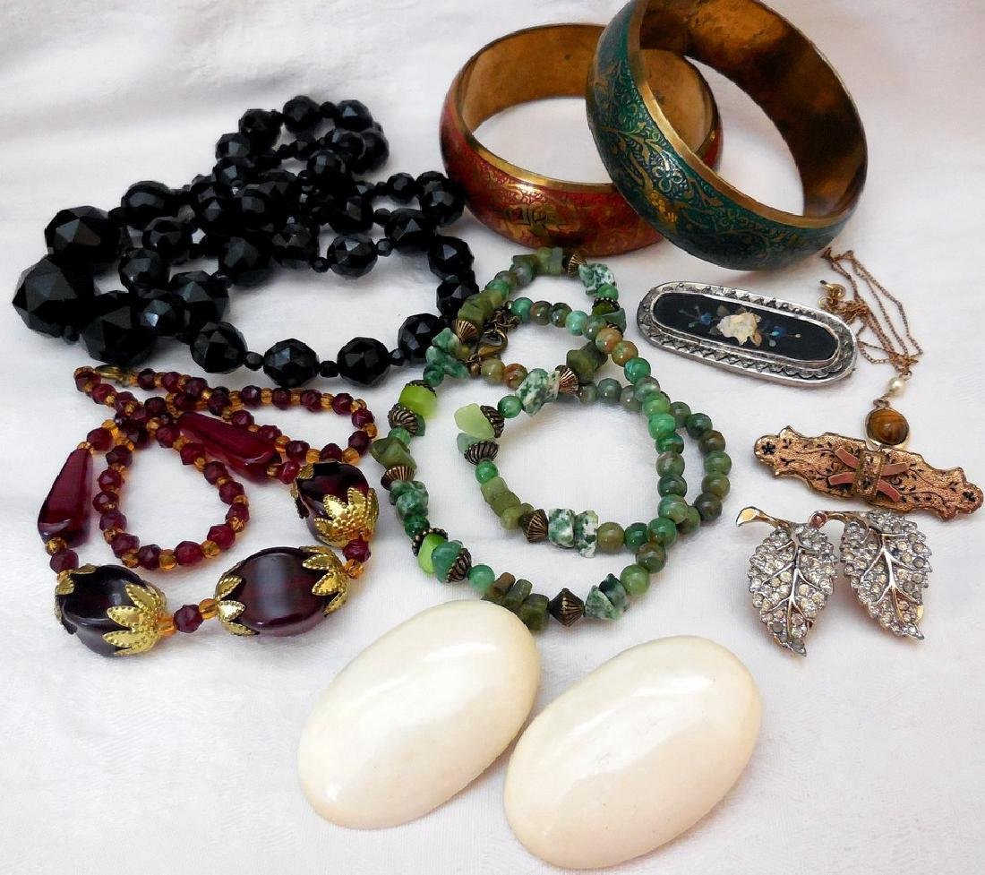Lot of Antique and Vintage Jewelry
