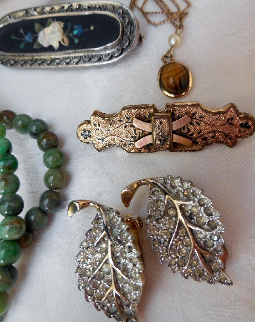 Lot of Antique and Vintage Jewelry - 3