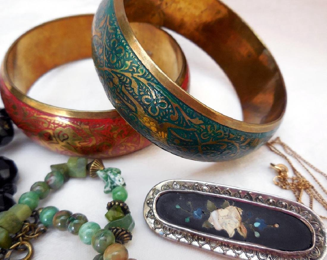 Lot of Antique and Vintage Jewelry - 4