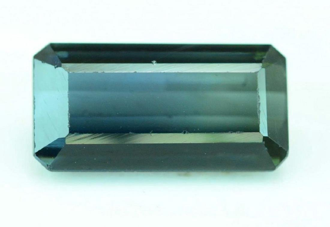 4.15 Carat indecolite tourmaline loose gemstone - 3
