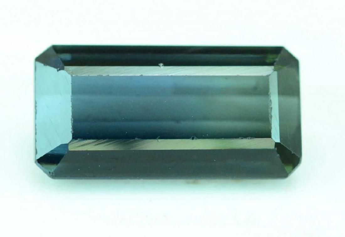 4.15 Carat indecolite tourmaline loose gemstone - 4