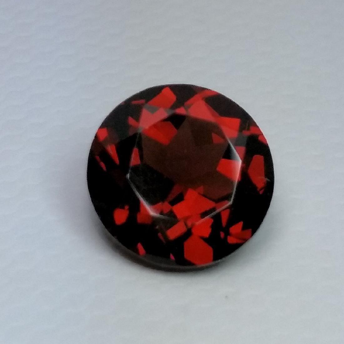 2.13 Carat Loose Pyrope - Almandite Red Garnet