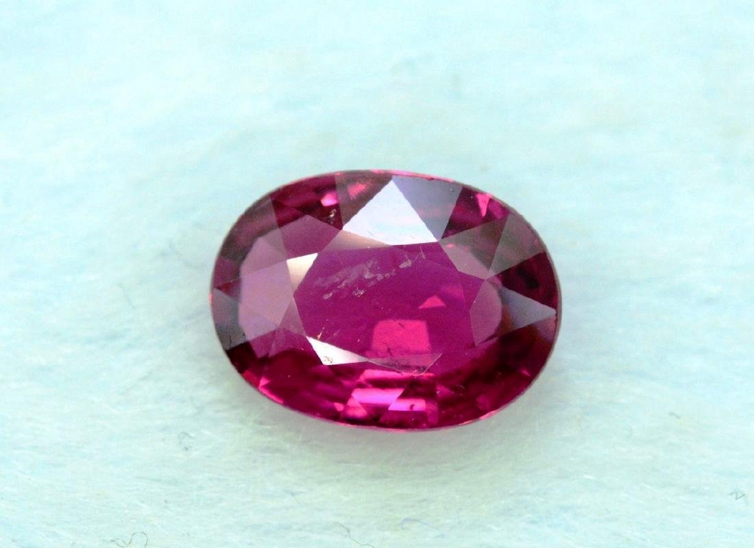 1.60 Carat Natural Rubelite Loose Gemstone - 6