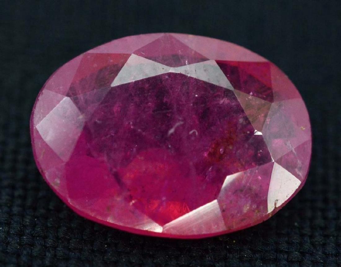 4.30 Carat Ruby loose gemstone