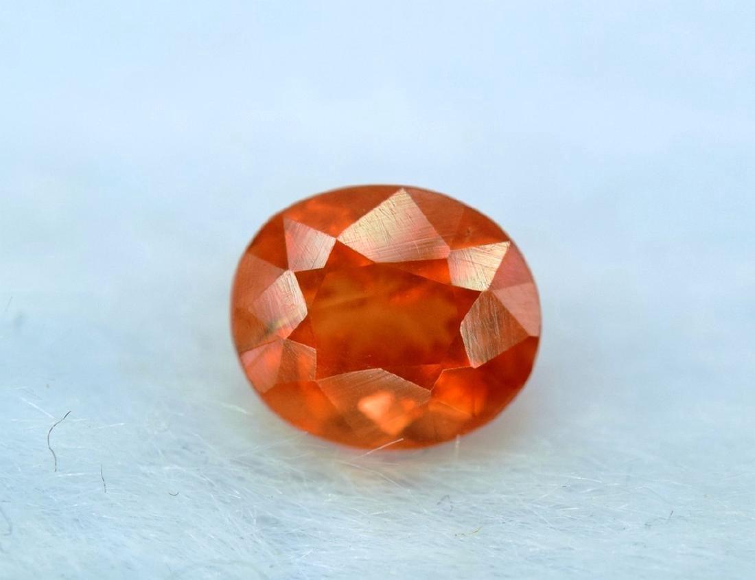1.14 Carat Rare Triplite Loose gemstone - 2